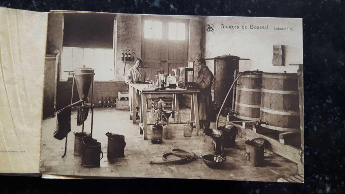 Laboratoire SOURCES DE BOUSVAL