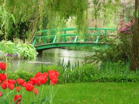 Jardin de Claude Monet à Giverny (76)