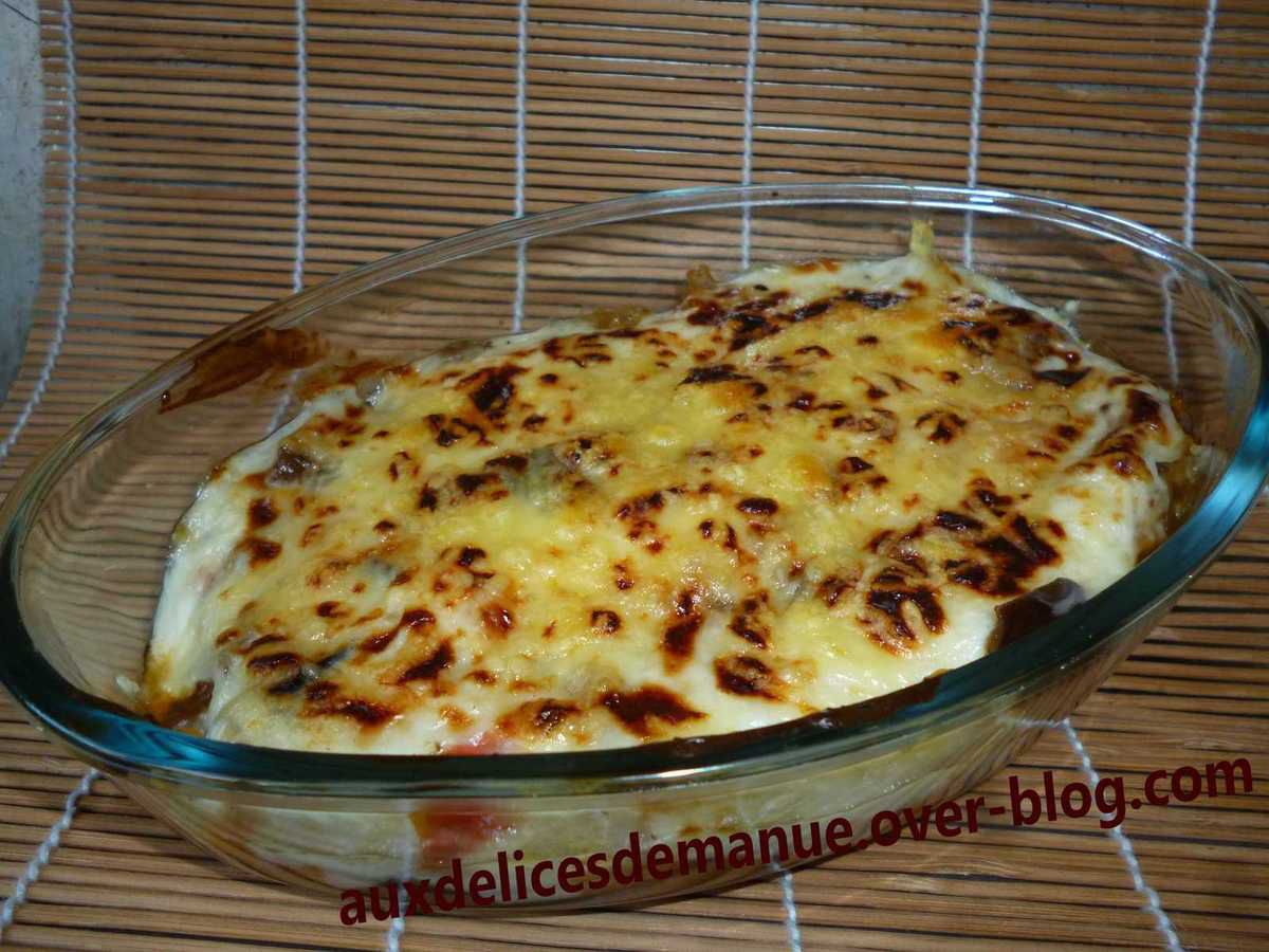 moussaka recette traditionnelle