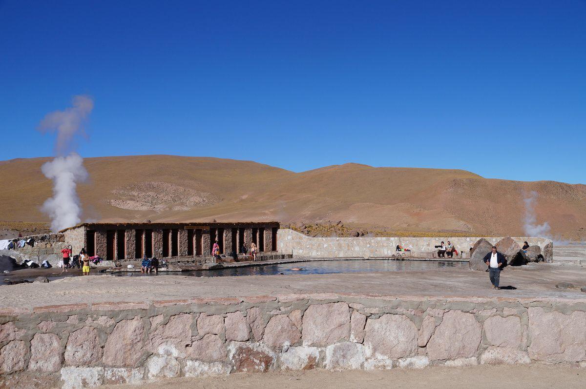 Reisebericht Teil 1 - San Pedro de Atacama