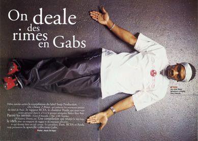 Campagne Pub GABS avec Passi