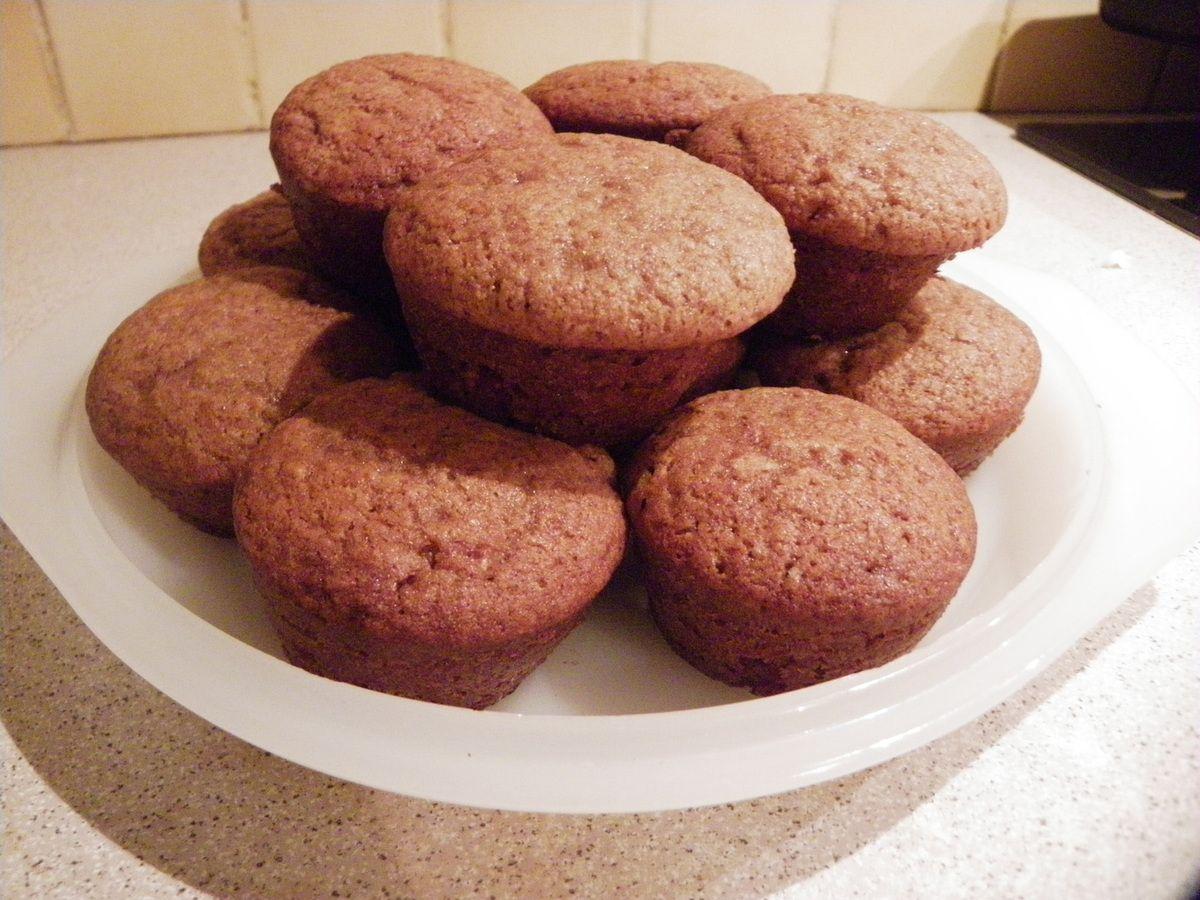 muffin creme de marron