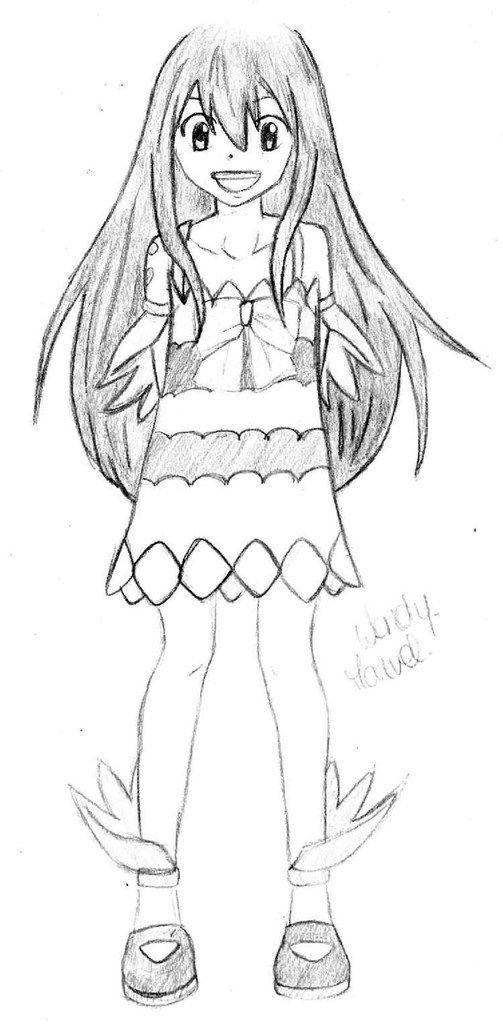 wendy - Hop ! une idée, et hop un dessin ! x) Chibi Fairy Tail Natsu