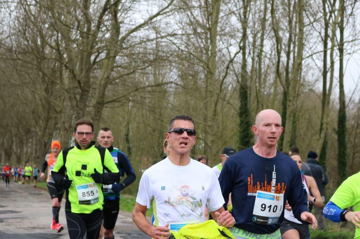 Semi Marathon du Carnaval de DUNKERQUE avec les COP1dabord (2) : L'ALBUM