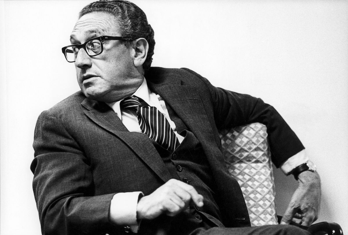 Henry Kissinger a-t-il une conscience ? (The New Yorker)