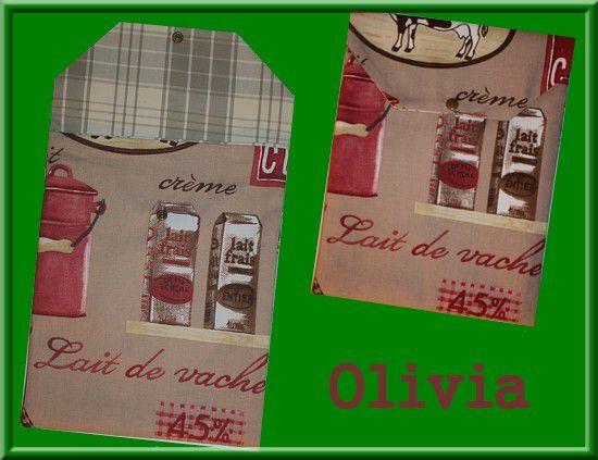 Cours de couture à Grenoble : Olivia