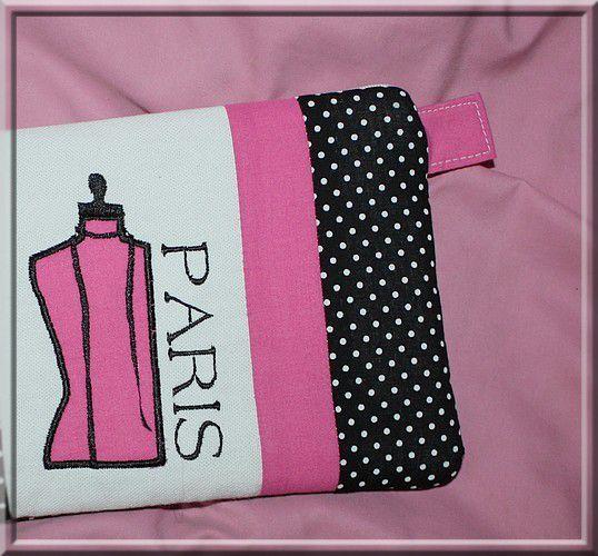 Trousse Esprit couture Paris