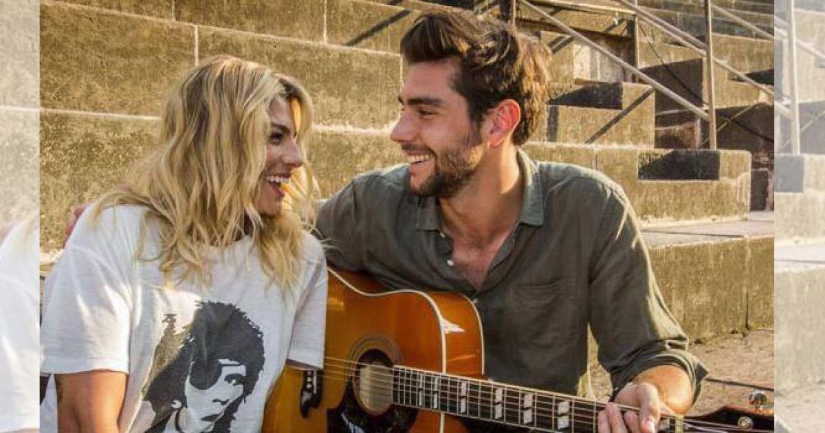 Emma Marrone et Alvaro Soler chantent en duo &quot&#x3B;Libre&quot&#x3B; !