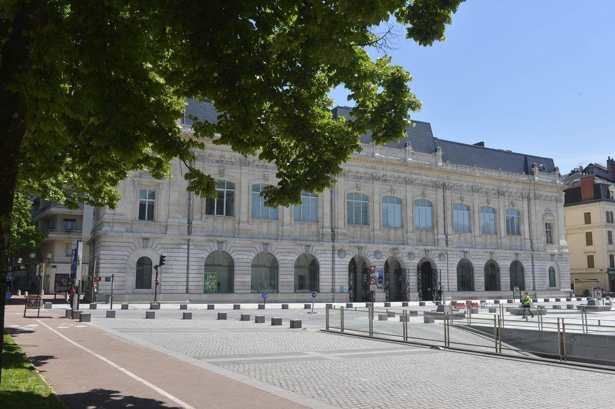 Quai des Arts,  Musée des Beaux-Arts de Chambéry, le musée à son café !