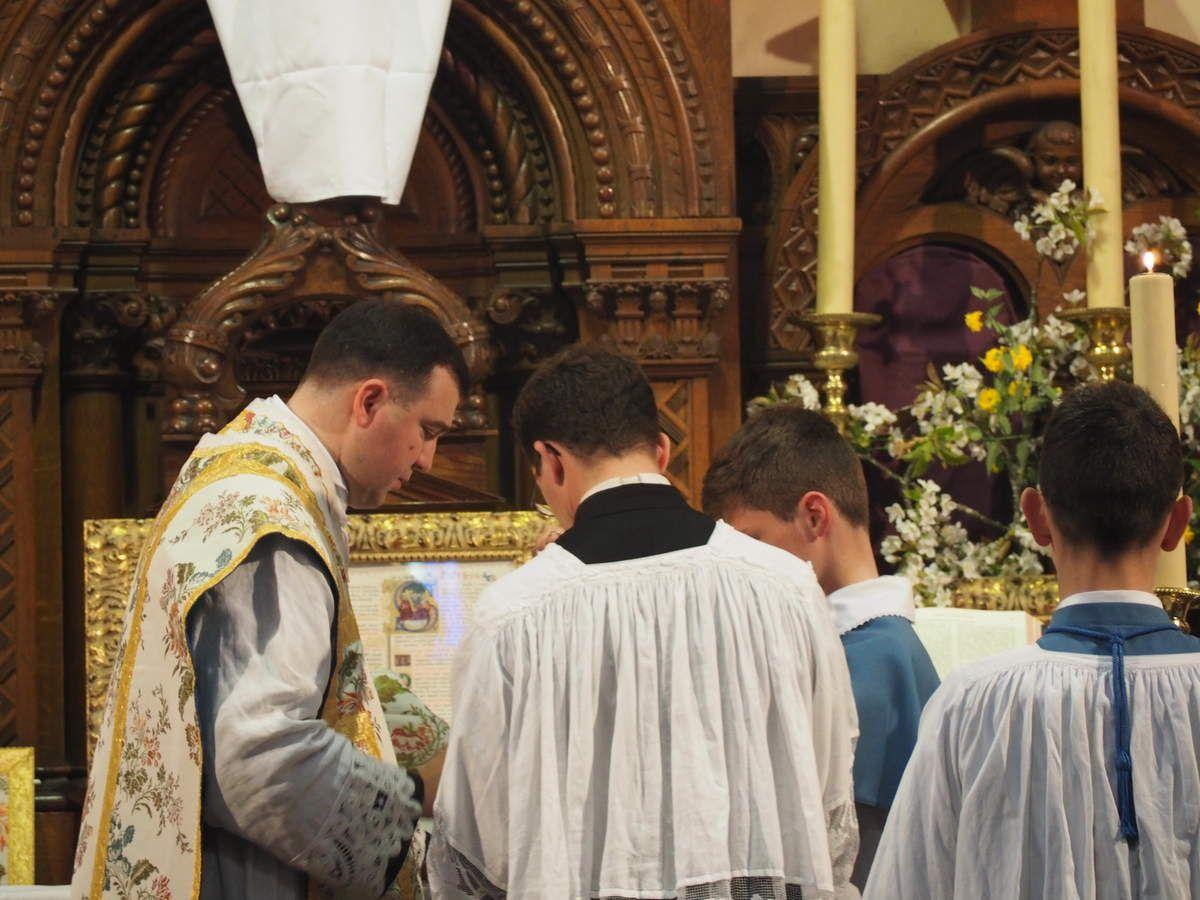 Photos de la Messe In Cœna Domini