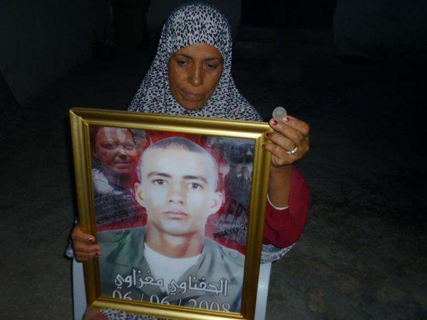 لن ننسى يا حفناوي أنّ مهر الحريّة هو الدم