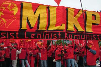 MLKP: Young Communists are immortal