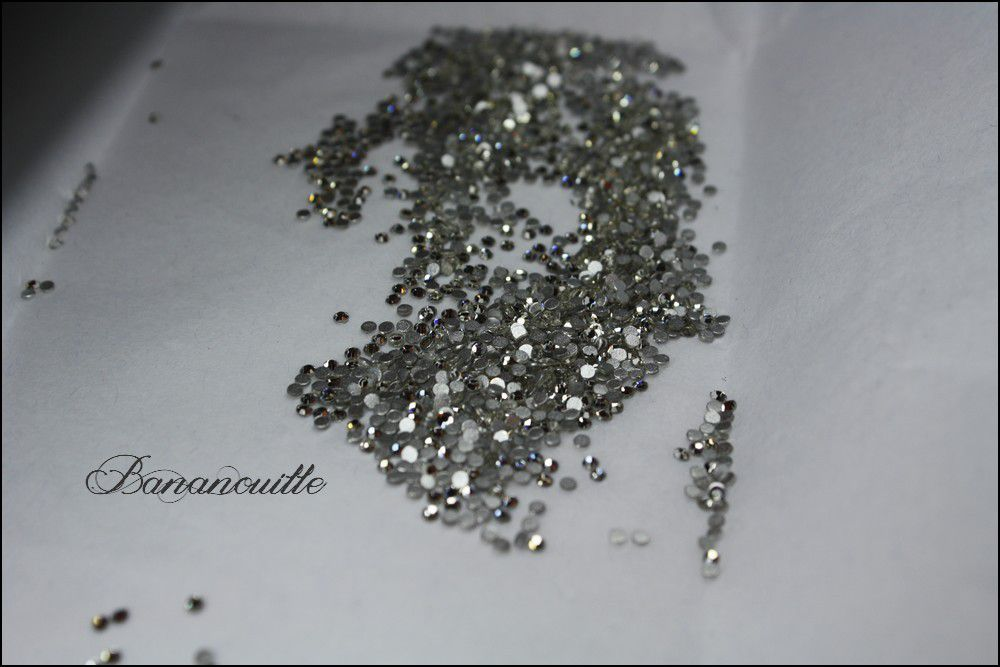 Strass crystal Nail Art AliExpress !!!