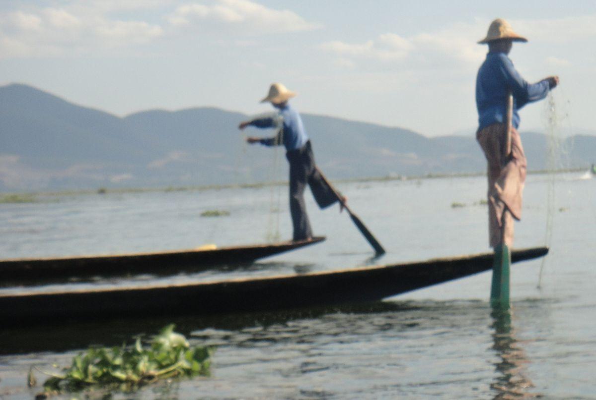 PECHEURS D INLE LAKE