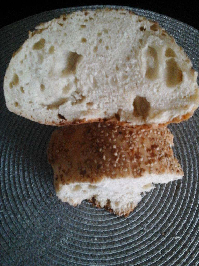 Pain sésame et miel pour sandwitch