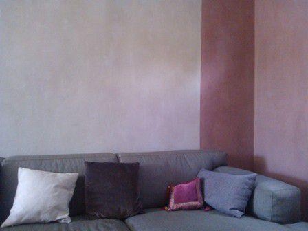 enduit terre et badigeons de chaux interieur naturel et a fleur de chaux b tir au f minin. Black Bedroom Furniture Sets. Home Design Ideas