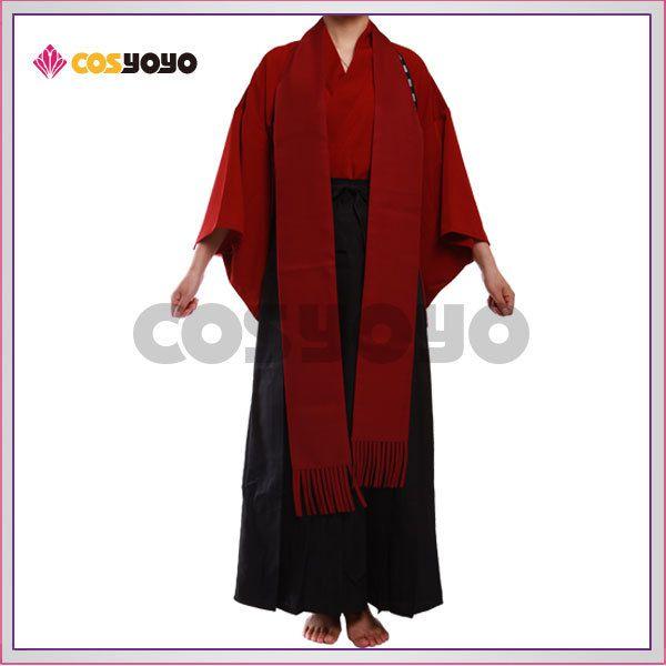 刀剣乱舞 加州清光 内番 和服 コスプレ衣装