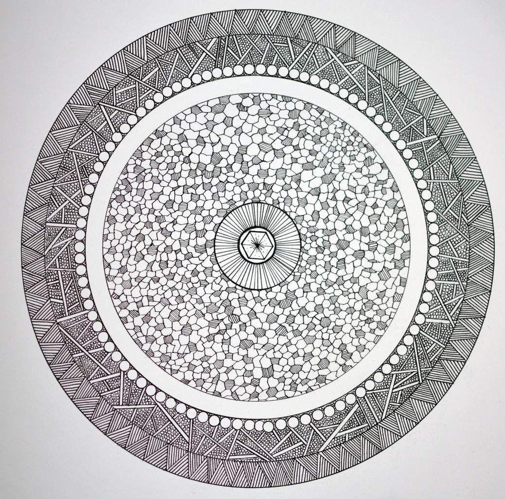 Sketchbook Daler Rowney A3, Micron pen (Cultura)