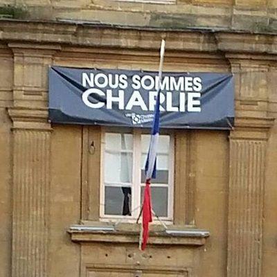 Charleville Mézières ........ Soyons Charlie, mais restons y !!!!