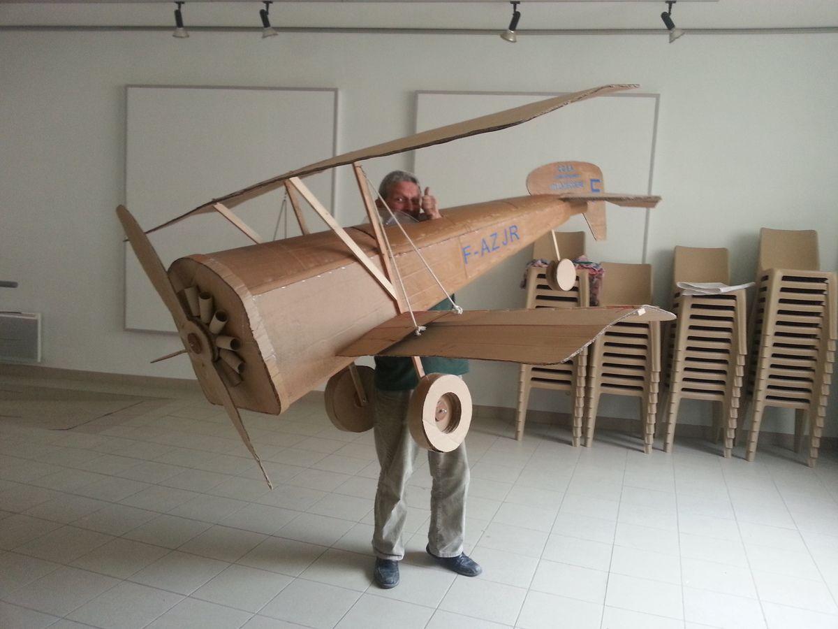 S'il te plaît construis-moi un avion..
