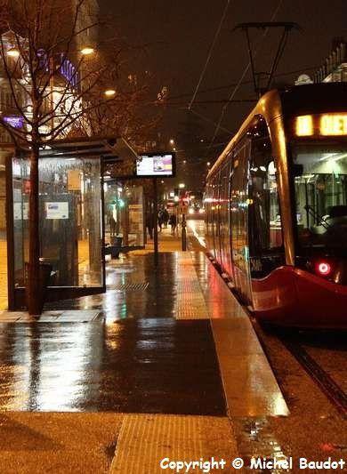 Gare de DIJON - décembre 2014