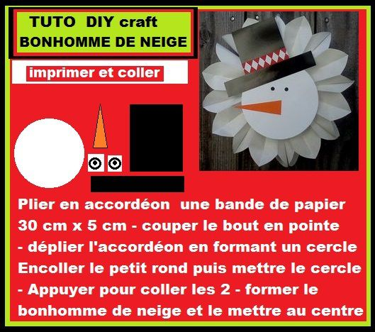 DIY CRAFT TUTO PAPIER PUNCH ART