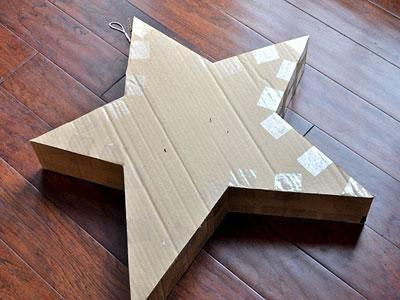 pinata toile star anniversaire birthday activit enfant tuto craft tutoriel diy massilia. Black Bedroom Furniture Sets. Home Design Ideas