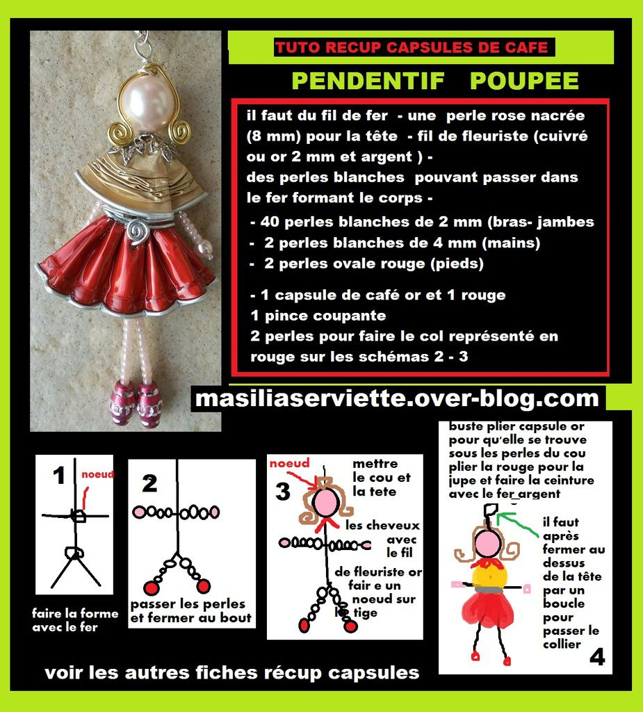 doll/angel/ange/diy ball nespresso/noel/christmas ornement/boule /polystyrène/suspension pour sapin/bijoux/ring/boucle d'oreille/créa/chouette/hibou/owl/broche/perle/doll/poupée/danseuse/dancer/ballet/danse/fille/bijoux/strass/pendentif/neaklace/collier/mother/capsule/nespresso/DIY/récup/recycling/recycled/recycler/écolo/écologique/tuto/tutoriel/tutorial/fiche/techinque/stamping/scrapbooking/anniversaire/craft/birthday/hibou/bijoux/pearl/maman/cadeau/relooker/decoration/noel/christmas/paques/pascua