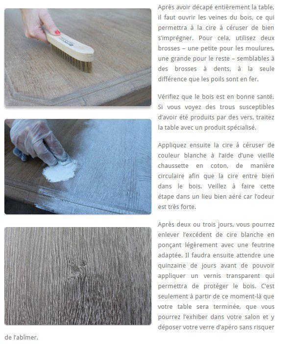 RAJEUNIR UNE MEUBLE EN BOIS/DECORATION/BOIS/WOOD/RECIPE/TUTO/8TUTORIEL/TUTORIAL/DIY/vernir/décaper/cire/peinture/écolo/patine/relooker/traitement du bois/écologique/javel/blanchir/céruser/ammoniac/vernis/technique/fiche/explication/ébéniste/nettoyer/décaper