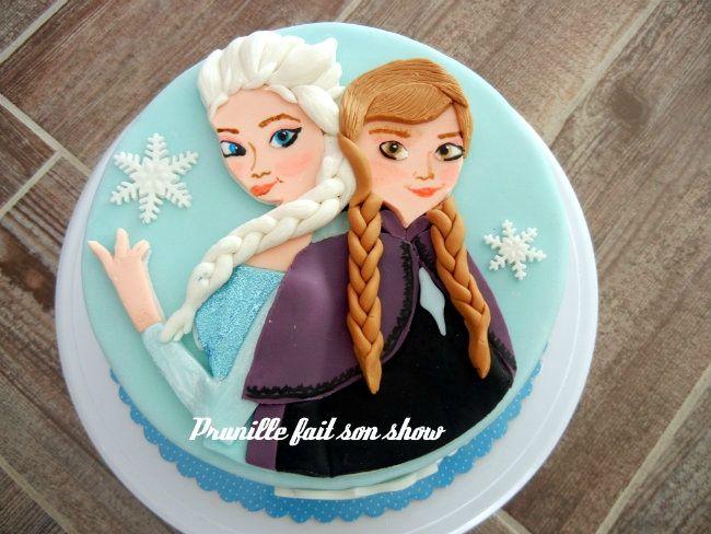 tuto/recette/recipe/cake/glaçons blues/pate a sucre/cake /olaf/bonhomme de neige/snowman/designer/disney/princesse/ décoration/pâte à sucre/gateau reine des neige/frozen/