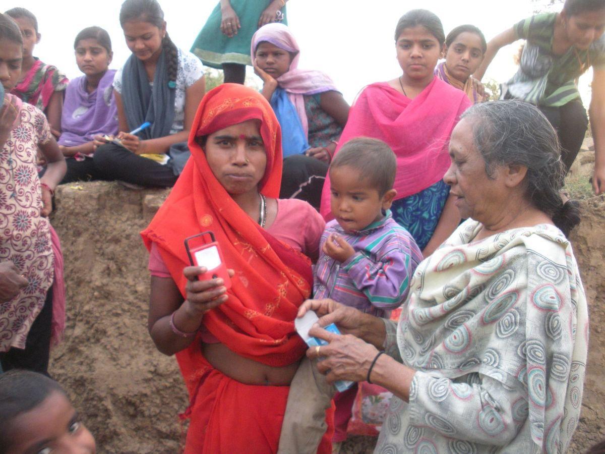 Back to India 2015 1 : Koth et les enfants des briques