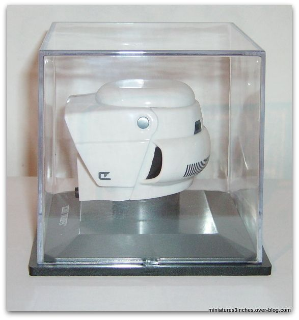 Casque Scout-Trooper  by Altaya.