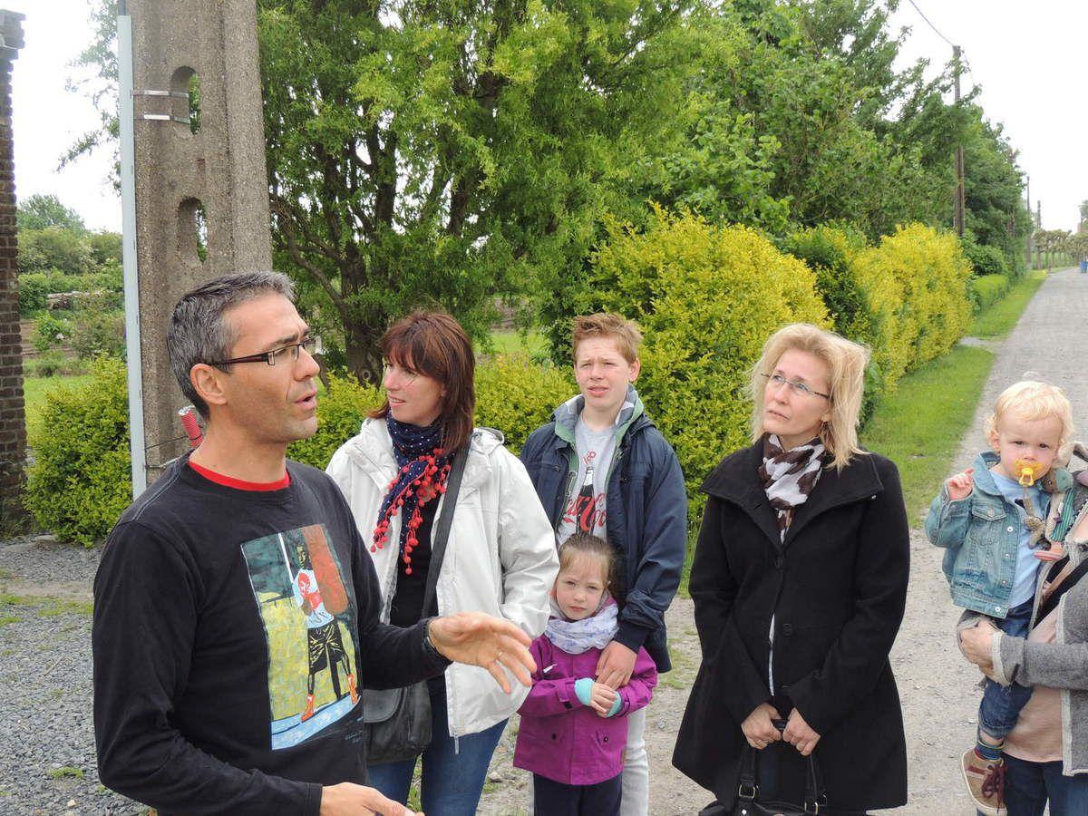 06 A5 Visite de la ferme biologique Verschaeve