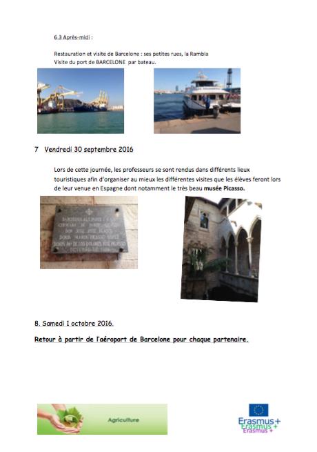 Séminaire III à Castelldefels