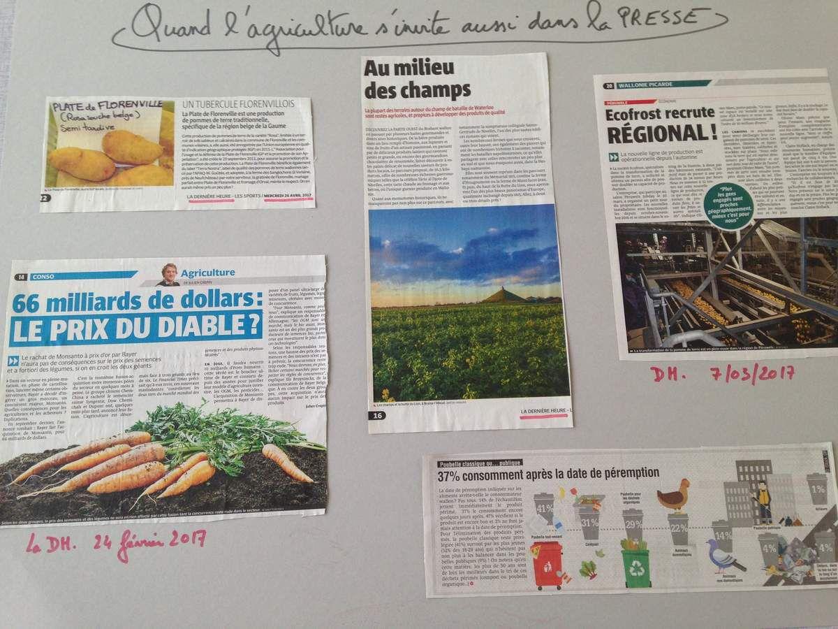O10 A13                                 Agriculture et actualité