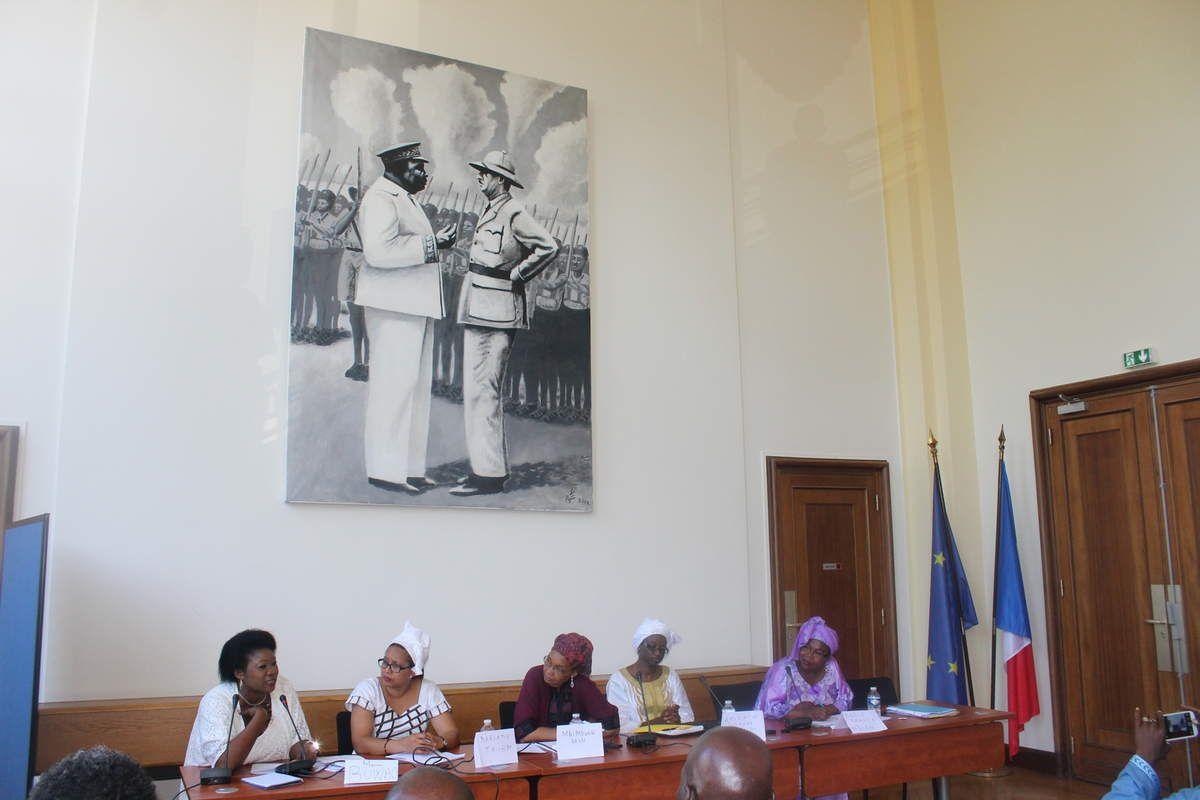 M. Saliou Diallo, président de l'association Equité et Ancien Maire adjoint de Evry
