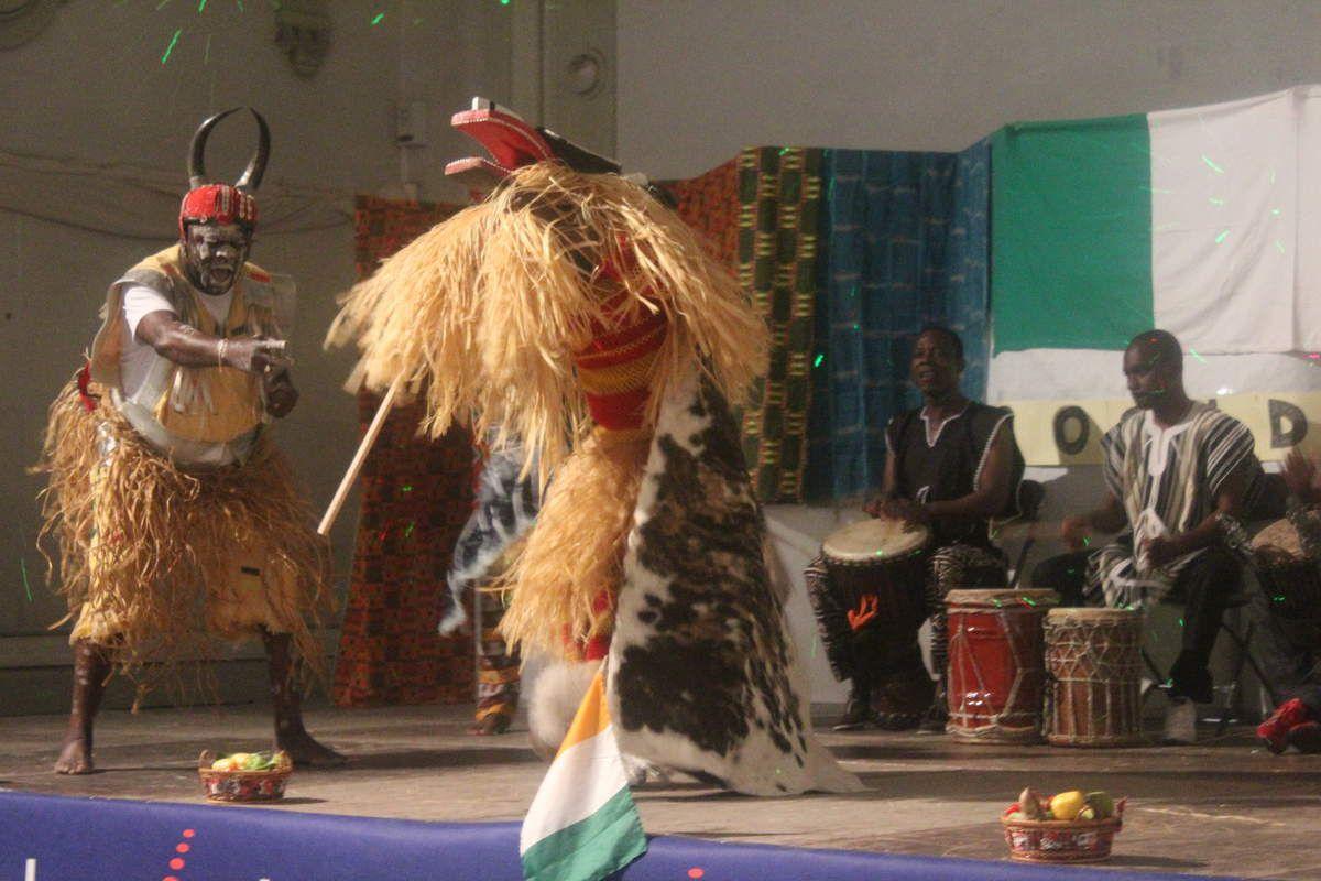 ASSOCIATION COGID : GRAND SPECTACLE DE LA DIASPORA AFRICAINE  LE SAMEDI 5 SEPTEMBRE 2015 A SAINT-DENIS
