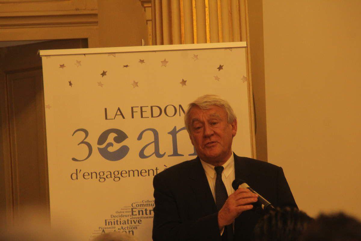 Claude Goesguen, Maire du 16ème
