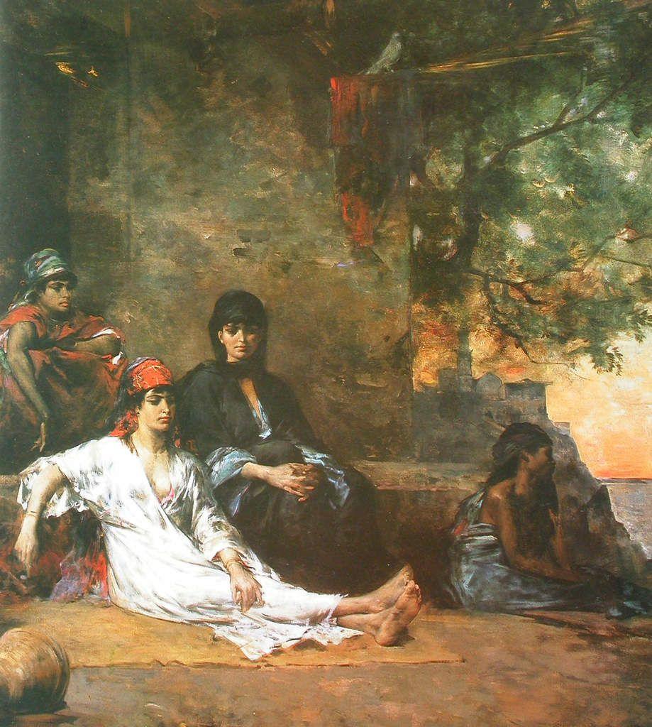 Eugène Fromentin (1820-1876) - Egypte