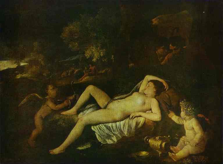 Watteau, Boucher, Fragonard : le corps offert