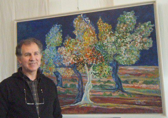 Peintres algériens - Aperçu sélectif