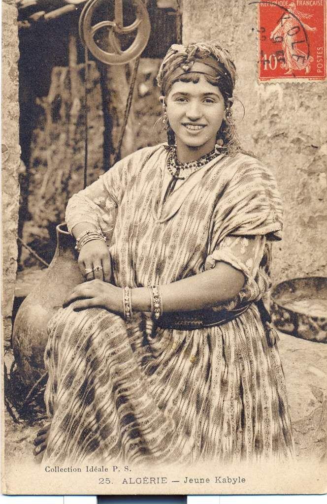 Alger dans les récits de voyage et dans les cartes postales coloniales