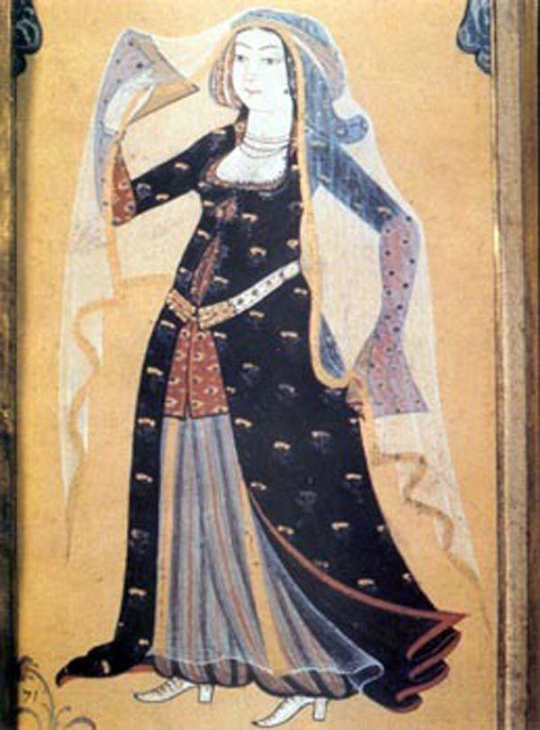 La Miniature turque, XVIII ème siècle