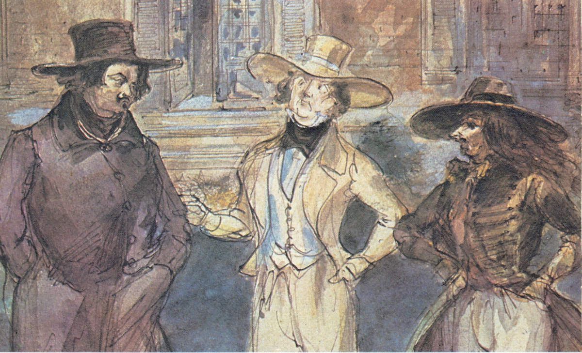 Balzac et ses proches