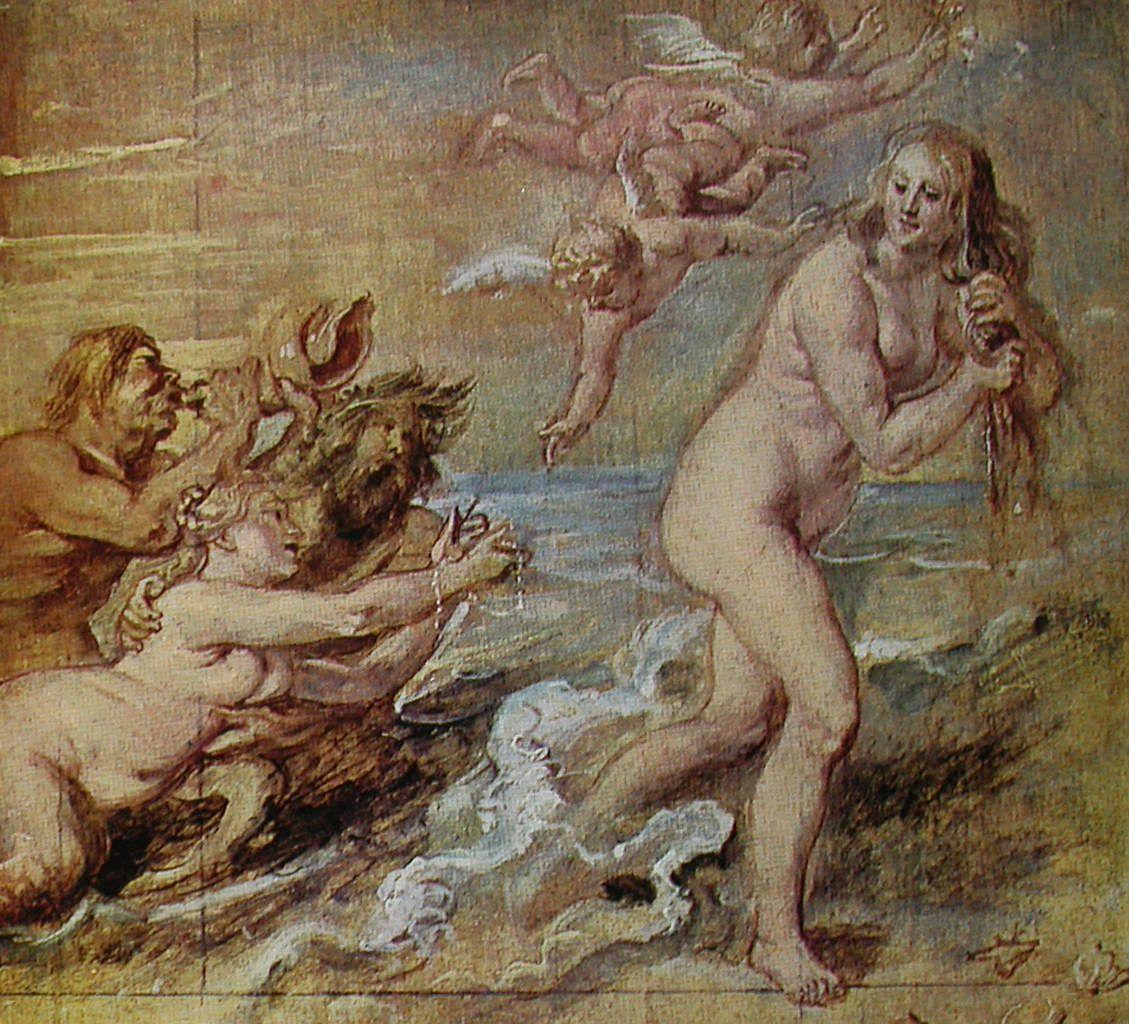 Le nu et l'eau. Vapeur de femmes