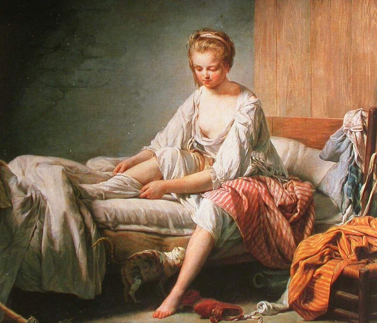 De Goya à Manet : du nu au déshabillé