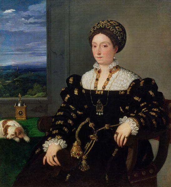 Venise XVIème, peinture et volupté