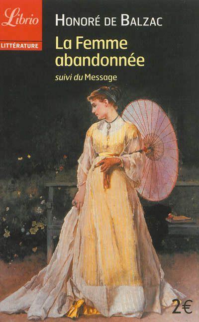 Balzac - La femme abandonnée
