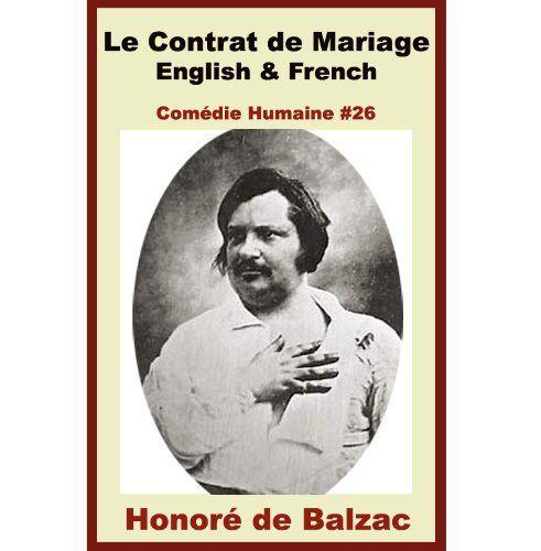 Balzac - Le mariage