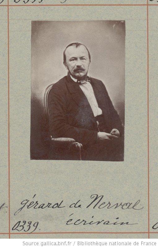 Le voyage en Orient de Gérard de Nerval, 1843